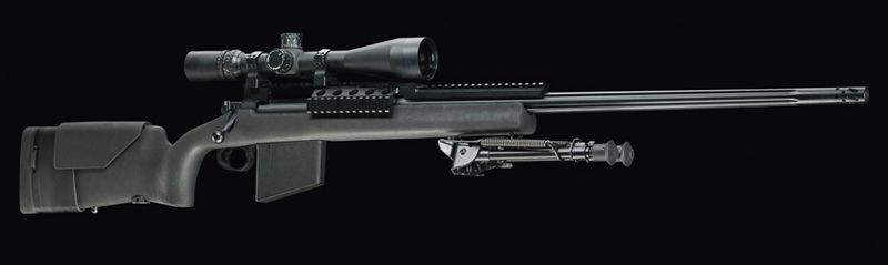 H-S Precision HTR (Heavy tactical Rifle)